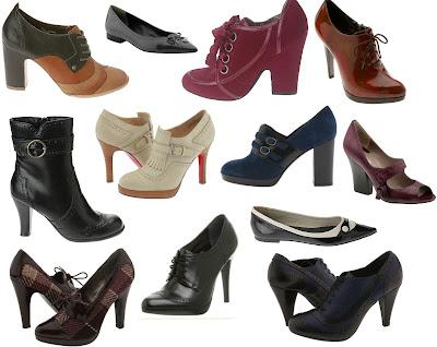 Mudd Black Shoes