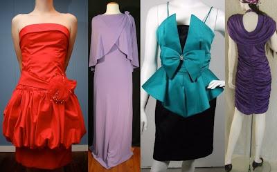 3c43279a44c Vintage Picks  Prom Dresses