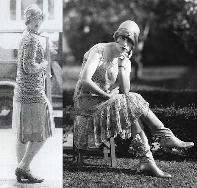 the flapper image links tv tropes