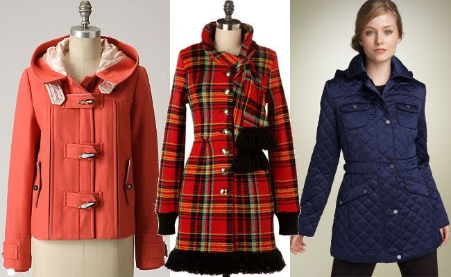 15 Colorful Winter Coats