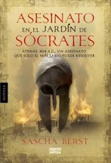 Asesinato en el jardín de Sócrates - Sascha Berst
