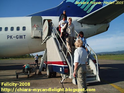 Saya Takut Naik Pesawat Terbang...