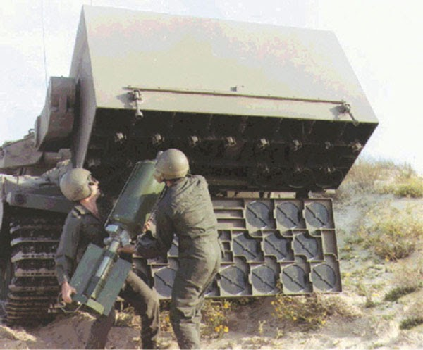 Military Equipment And Tecnology Carpet Minefield Breaching System