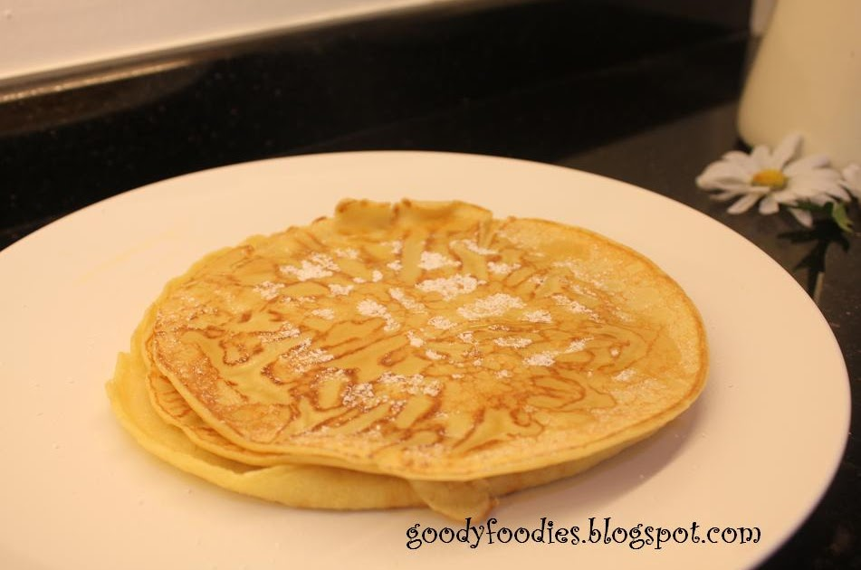 Making Pancakes In Your Hotel Room