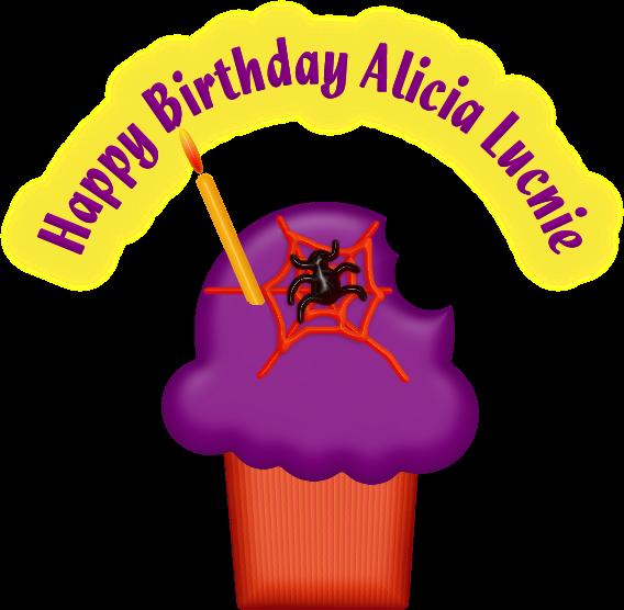 """La Cueva De La Osa Honey: """" HAPPY BIRTHDAY ALICIA LUCNIE"""