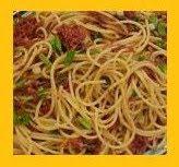 receita espaguete carne de sol receita fácil massas