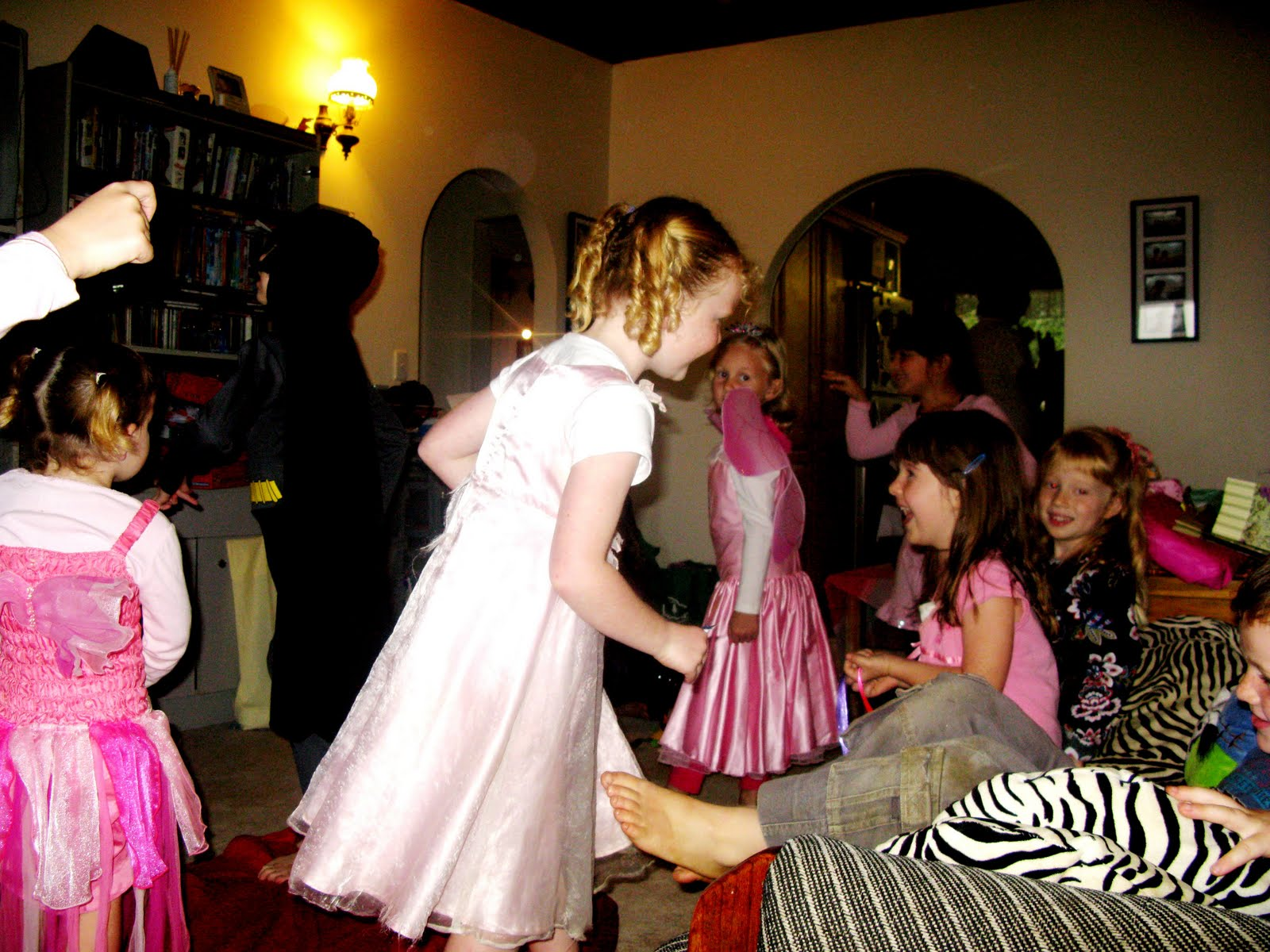 Devonhouse Recollections Sienna S 5th Birthday Party
