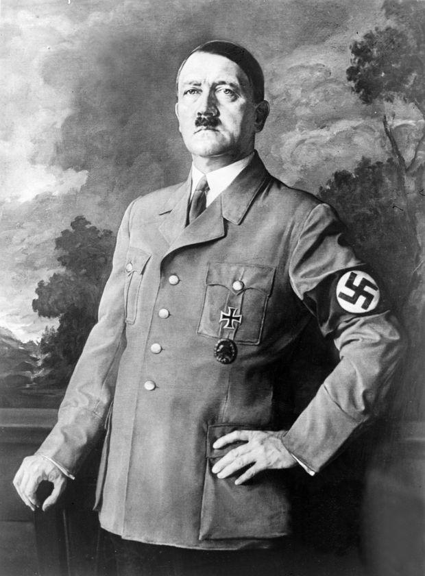 Adolf Hitler Mundschutz