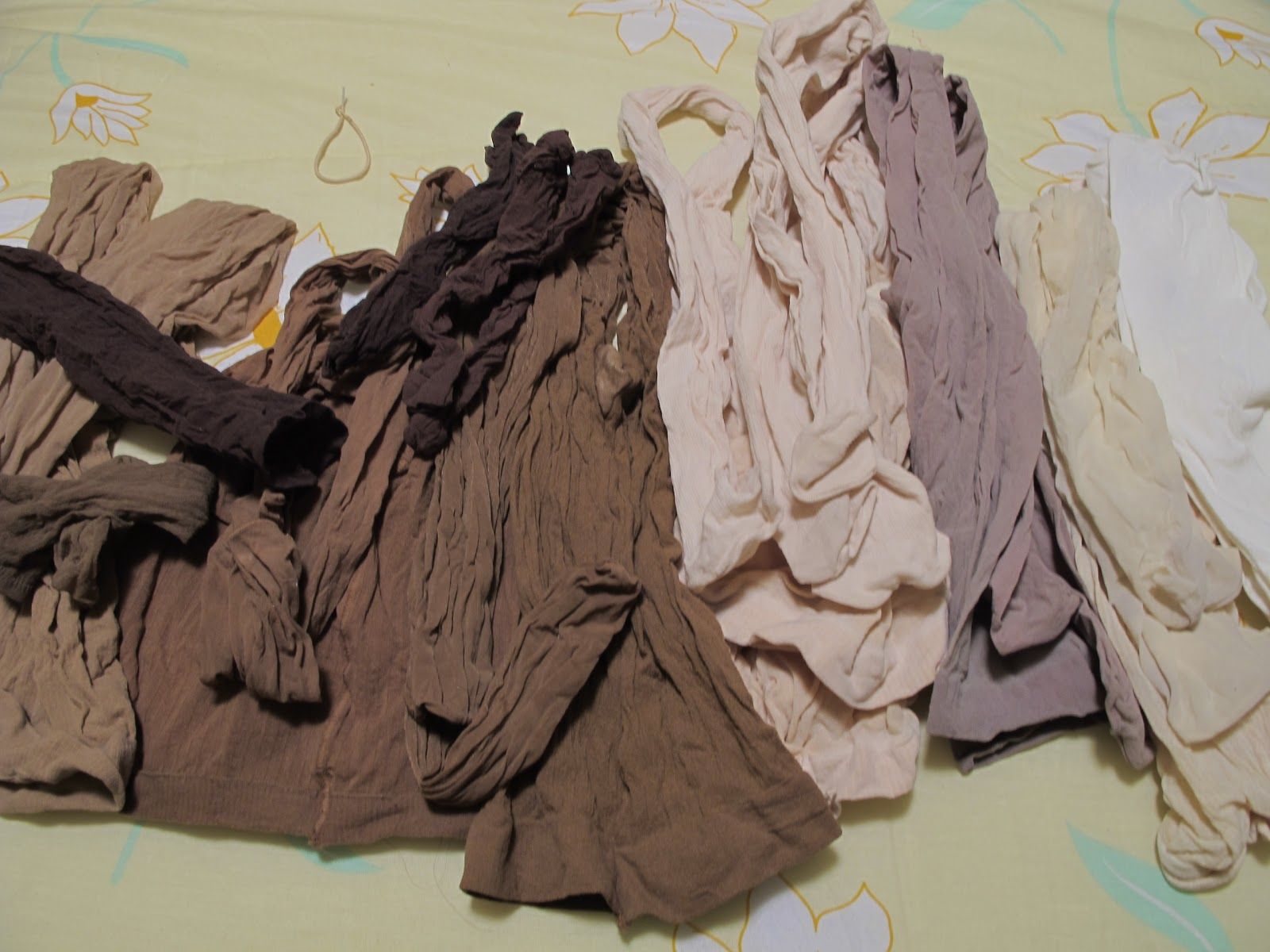 For Pantyhose We Found 11
