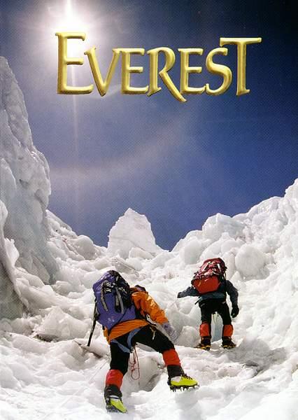 Everest 1996 Onnettomuus