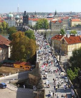 Praha Turvallisuus