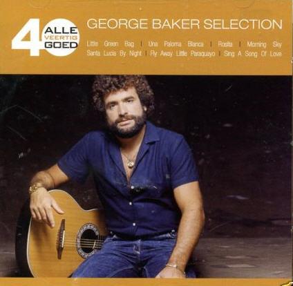 George Baker 40 Jaar Live Dvd