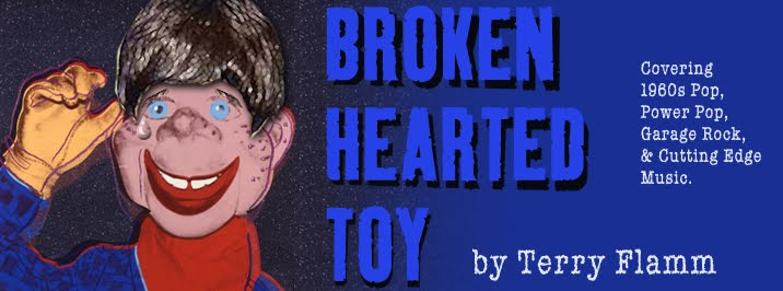 Broken Hearted Toy