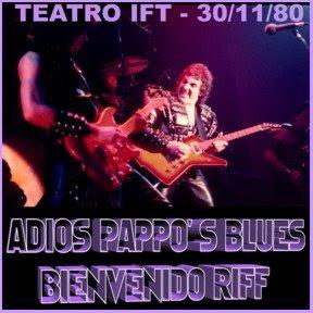 Resultado de imagen para adios pappo's blues bienvenido riff descargar