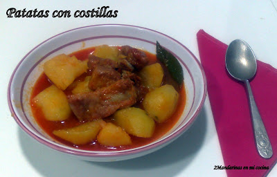 Patatas con costillas FC