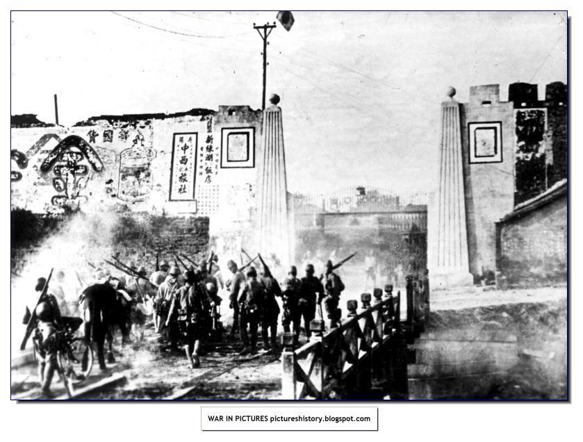 Battle of Nanking