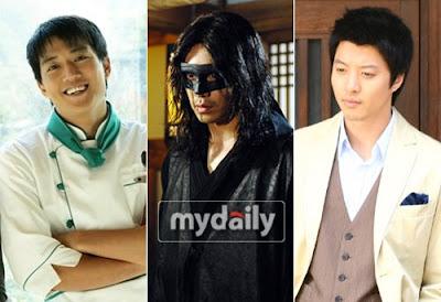 The Six Men In my Life - SHINHWA: [08 06 09][news] Kim Rae