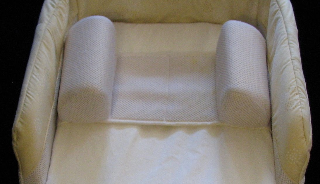 Tucson Baby Gear Snuggle Nest Deluxe Infant Co Sleeper 35