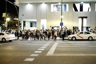 Glamour Shopping Night by MANGO-53-crimenesdelamoda