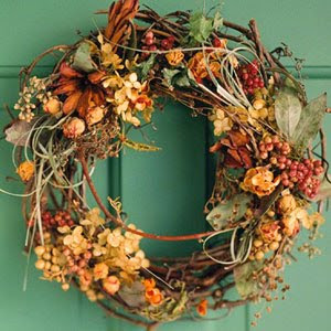dried flower wreaths wreaths they are pretty
