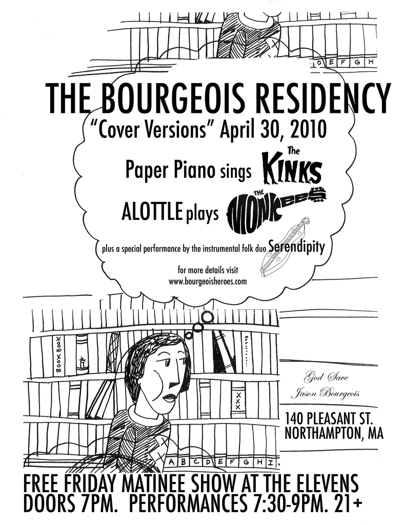 The Living Rockumentary: The Last Bourgeois Residency Show