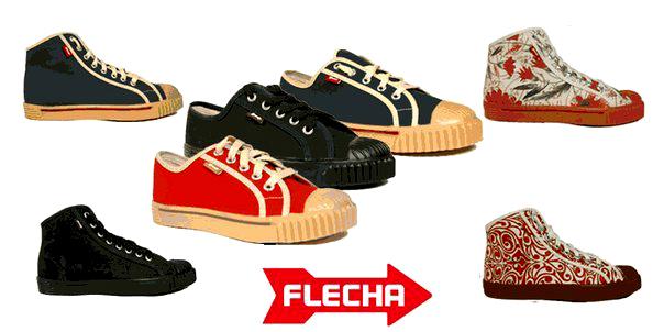 En Tucumán, Alpargatas vuelve a producir las zapatillas Flecha. A cuarenta años de su nacimiento, Alpargatas retoma la producción de lo que fuera su marca