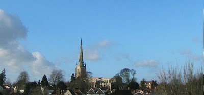 A photo of Thaxted