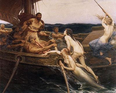 odysseus fahrt karte