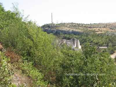 Кулата на крепостта в Ловеч