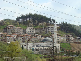 Джамията в Рудозем