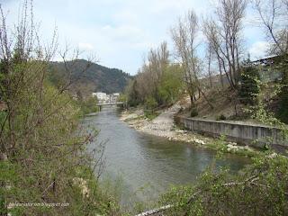 река Арда през град Рудозем