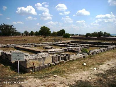 Езически храм 9 век