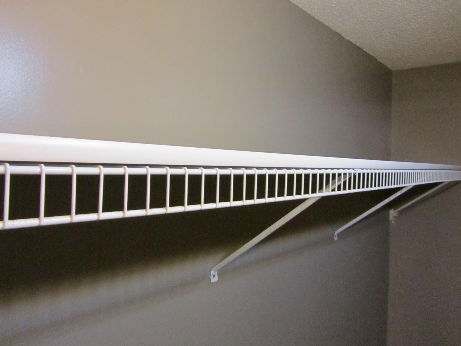 Wire Closet Shelf Covers Closet Ideas