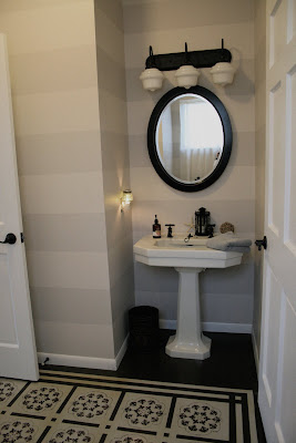 Bathroom Before And After Makeover Reveal Shades Of Gray