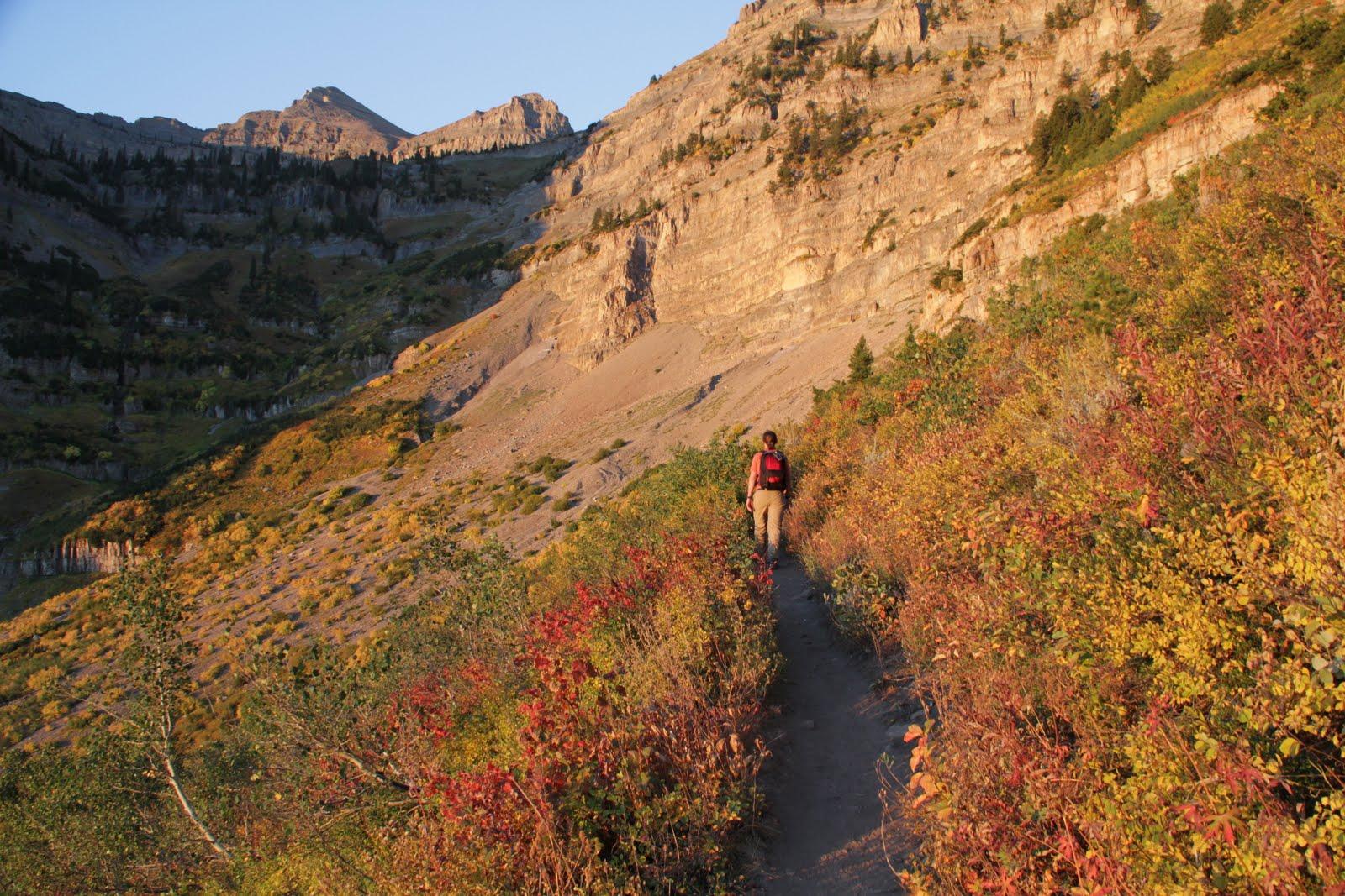 Bringin' Becky Back...: Mount Timpanogos!