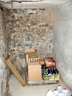 Living The Frugal Life We Now Have A Root Cellar