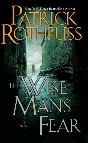 "The Name Of The Wind Review : review, Fantasy, Critic:, ""The, Man's, Fear"", Patrick, Rothfuss, (Reviewed, Robert, Thompson)"