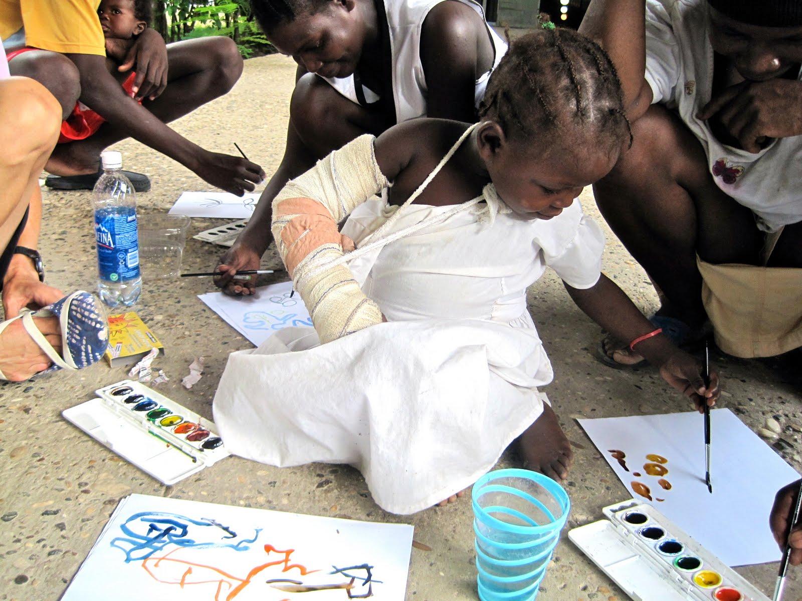 Hôpital Albert Schweitzer Haiti: High School Student's Visit