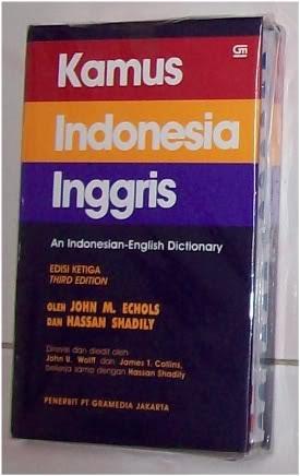 Kamus InggrisIndonesia Untuk Handphone berbasis Java