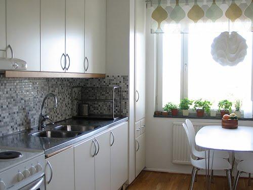 Pendant Kitchen Light Seed Glass