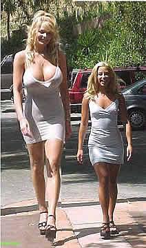 big tall sexy women