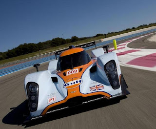 Aston Martin LMP1 wallpaper