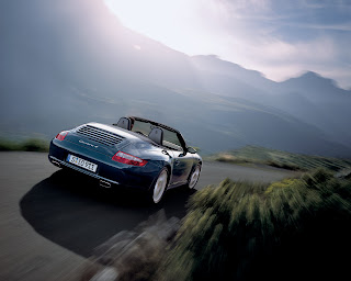 Porsche Carrera wallpaper