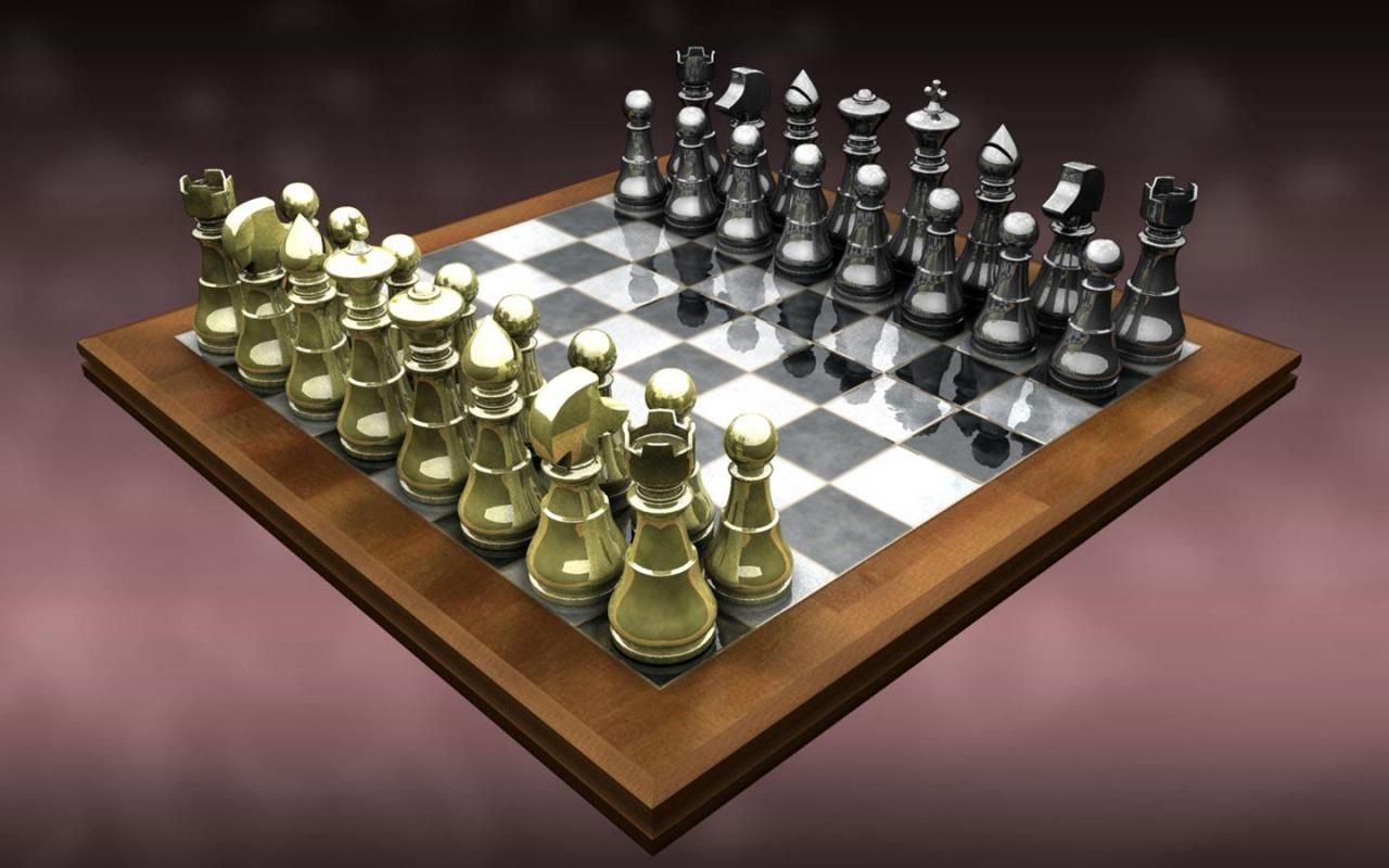 Wallpaper Free: 3D Chess wallpaper  Wallpaper Free:...