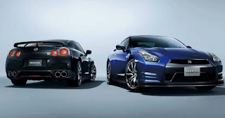 2012 Nissan GTR wallpaper