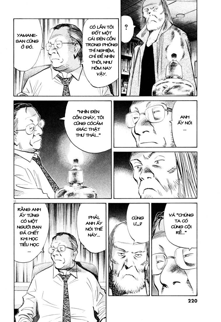 20th Century Boys chapter 121 trang 24