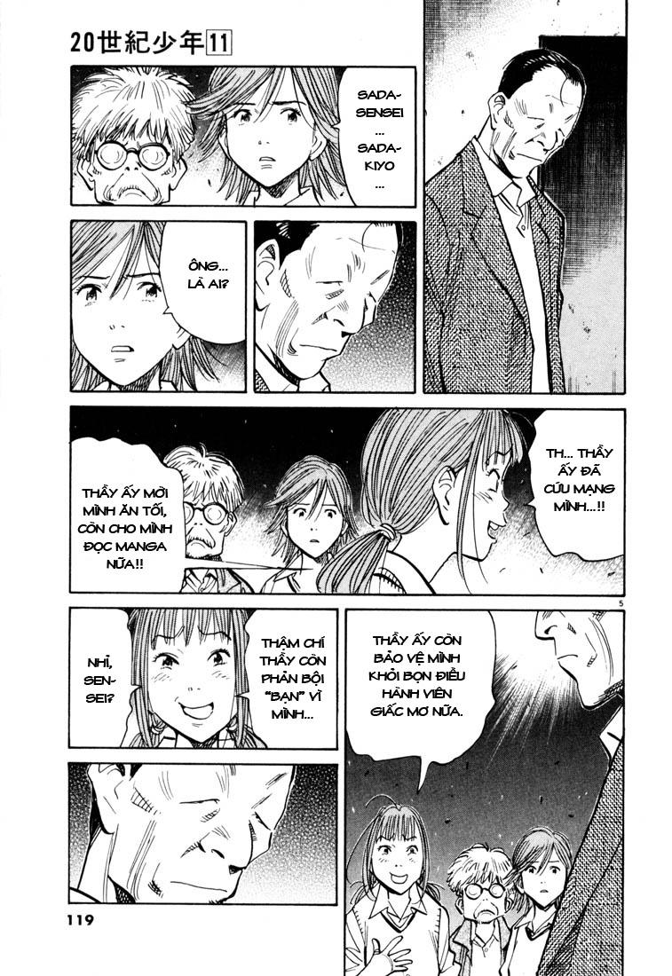 20th Century Boys chapter 116 trang 11