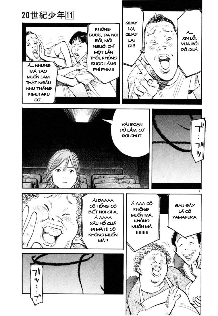 20th Century Boys chapter 119 trang 15