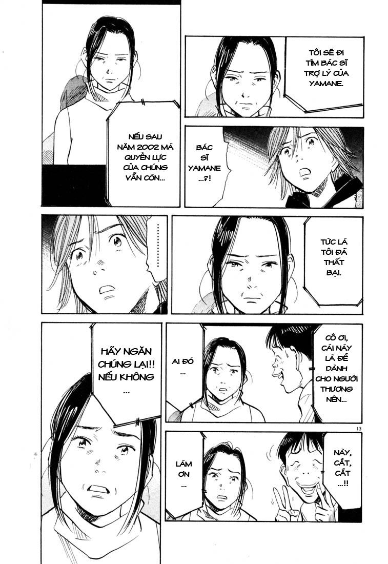 20th Century Boys chapter 119 trang 27