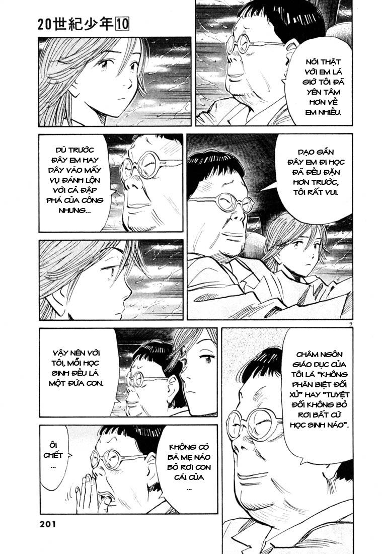 20th Century Boys chapter 109 trang 19